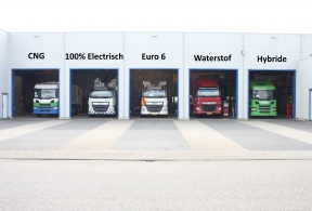 Waterdstof CNG Hybride full electric euro6 Welvaarts weegsystemen